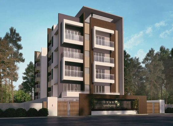 biệt thự 5 tầng 20 - 20 mẫu biệt thự 5 tầng đẹp đa phong cách