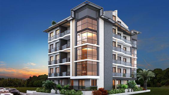 biệt thự 5 tầng 3 - 20 mẫu biệt thự 5 tầng đẹp đa phong cách