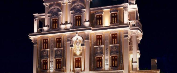 Các dự án thiết kế biệt thự cổ điển đẹp đã thực hiện