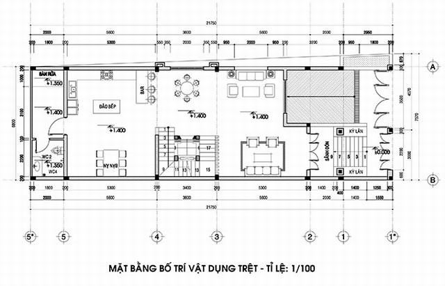 thiết kế biệt thự tân cổ điển 2 - Thiết kế biệt thự tân cổ điển đẹp