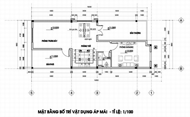 thiết kế biệt thự tân cổ điển 5 - Thiết kế biệt thự tân cổ điển đẹp