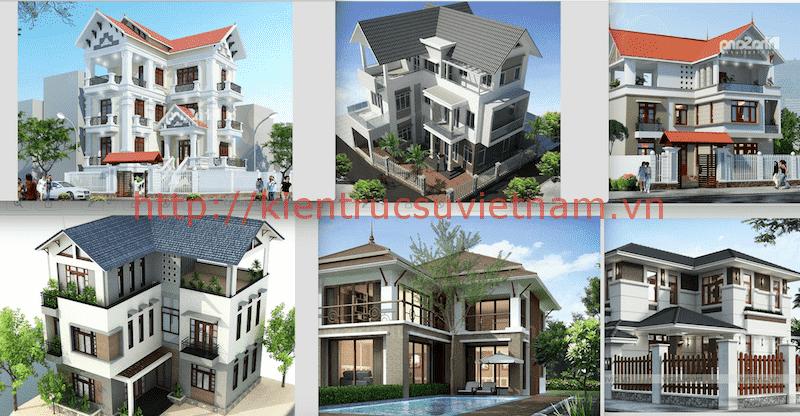 thiet ke biet thu chu l 1 - 21 Mẫu thiết kế nhà được nhiều người thích thú hiện nay