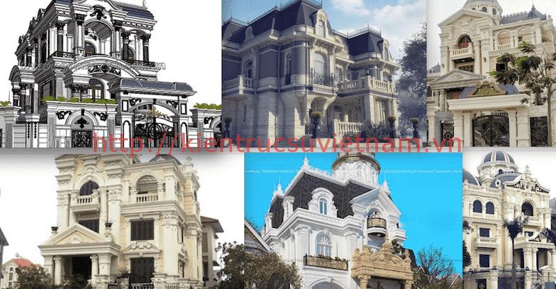 thiet ke lau dai - Các dự án thiết kế lâu đài đẹp đã thực hiện