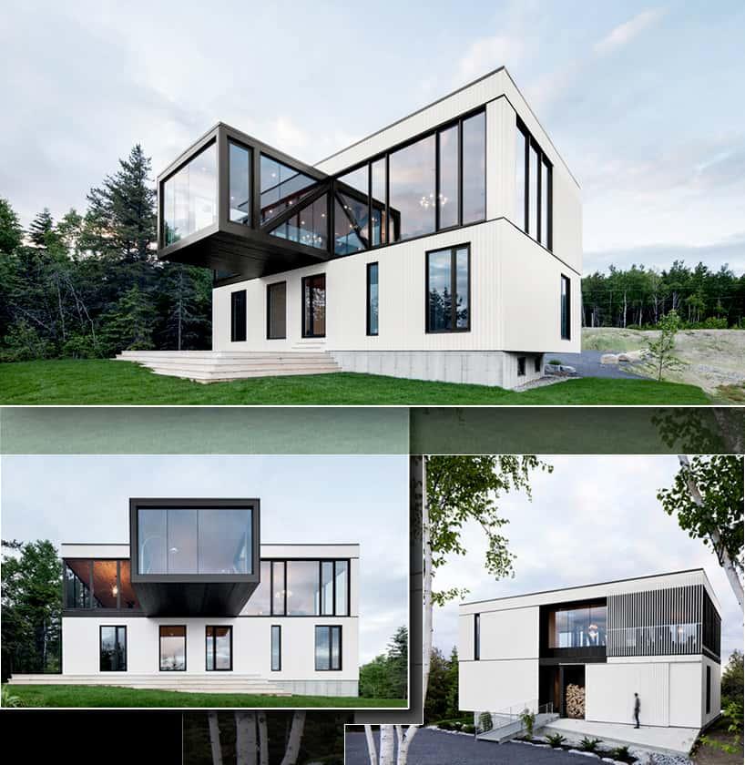 thiet ke nha 2 tang 3 1 - Thiết kế nhà 2 tầng đẹp