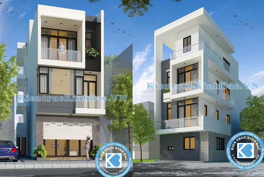 thiet ke nha ong dep 3 - Thiết kế nhà 3 tầng đẹp