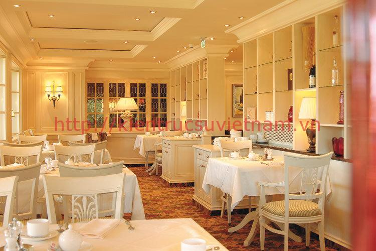 trang trí nội thất nhà hàng1 - Top 6 phong cách trang trí nội thất nhà hàng đẹp nhất 2018