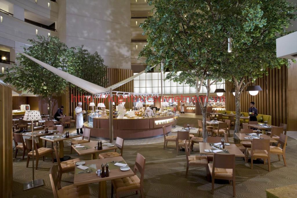 trang trí nội thất nhà hàng2 - Top 6 phong cách trang trí nội thất nhà hàng đẹp nhất 2018