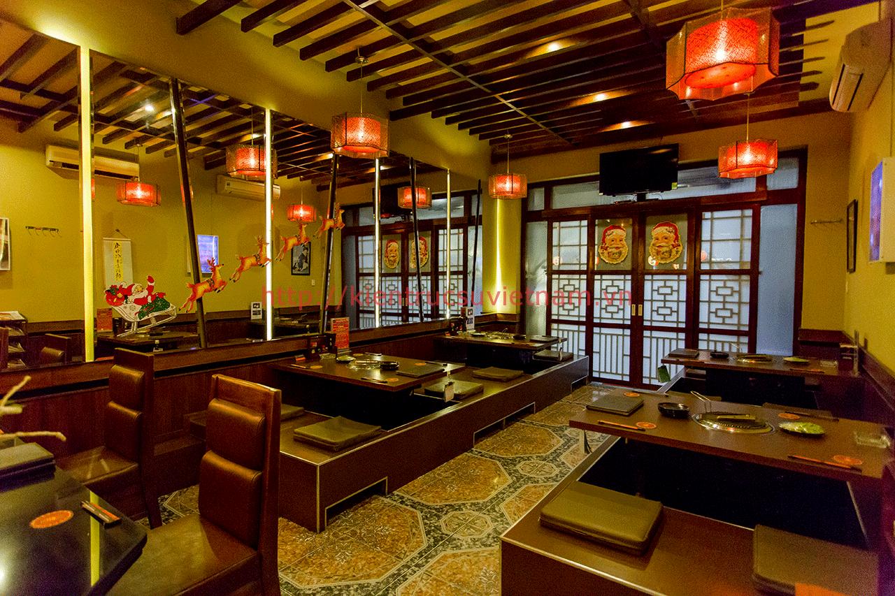 trang trí nội thất nhà hàng4 - Top 6 phong cách trang trí nội thất nhà hàng đẹp nhất 2018