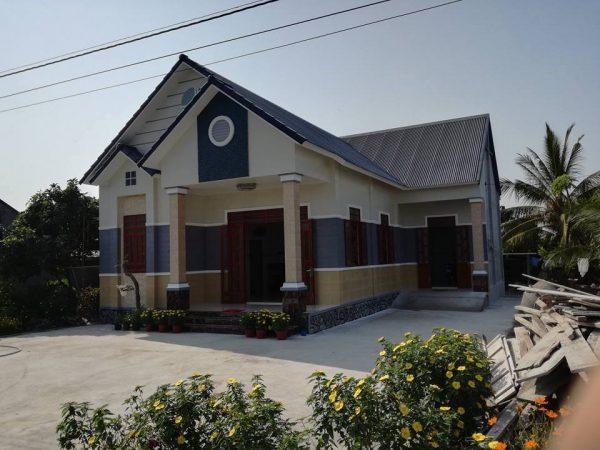 nhà cấp 4 mái thái e1533632031302 - bản vẽ xin giấy phép xây dựng nhà cấp 4