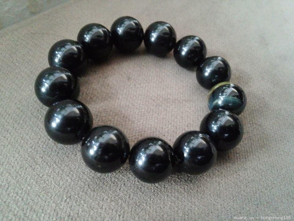 Màu đen - Chọn loại đá phong thuỷ mang tài lộc sức khoẻ cho người mệnh thuỷ
