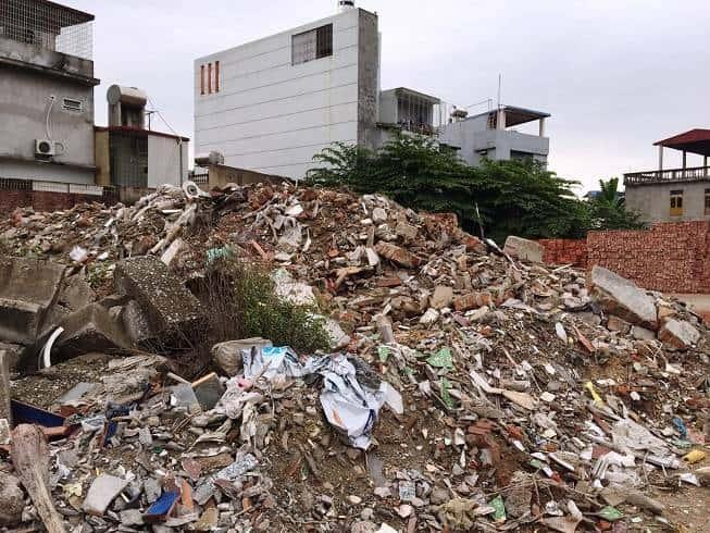 rac xay dung 3 - Nguyên nhân phát sinh rác thải xây dựng
