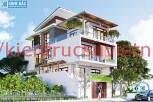 biet thu 3 tang dep 300x200 - Lập Dự toán xây dựng nhà ở