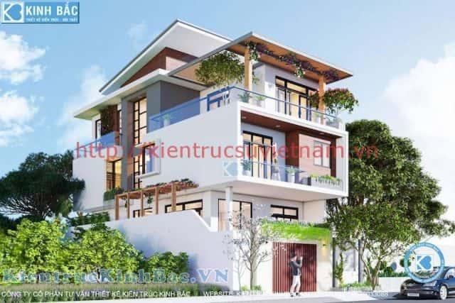 biet thu 3 tang dep e1569814896420 - Lập Dự toán xây dựng nhà ở