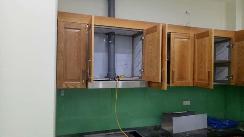 mau tu bep inox dep 1 - Tủ bếp inox cho căn bếp hoàn hảo của bạn