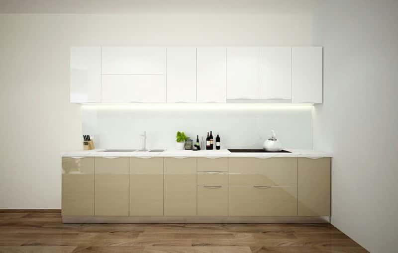 mau tu bep inox dep - Tủ bếp inox cho căn bếp hoàn hảo của bạn
