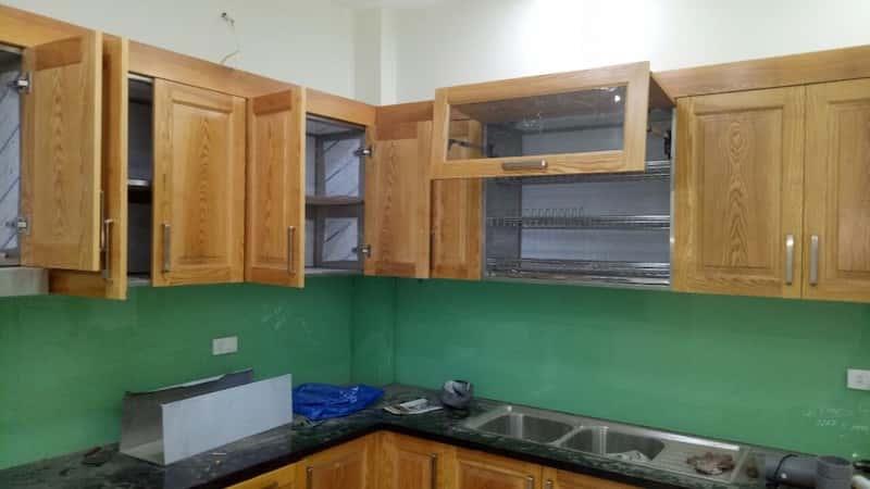 mau tu bep inox - Tủ bếp inox cho căn bếp hoàn hảo của bạn