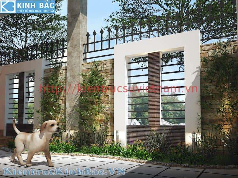 nha pho mat tien 7.5m dep 2 - Thiết kế nhà phố 4 tầng mặt tiền từ 7.5m đẹp hiện đại
