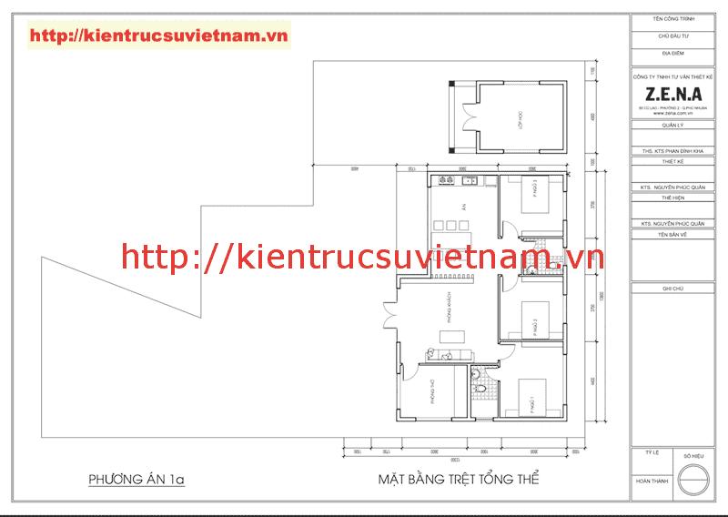 Screen Shot 2018 09 30 at 09.21.20 - Công trình biệt thự 1 tầng với 3 phòng ngủ Mr Hoàng, Bình Dương