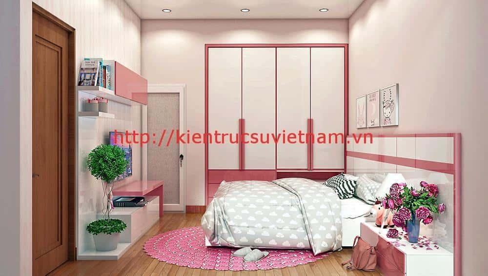 biet thu hien dai 2 tang da nang 2 - Công trình biệt thự 2 tầng hiện đại Chị Hương Đà Nẵng