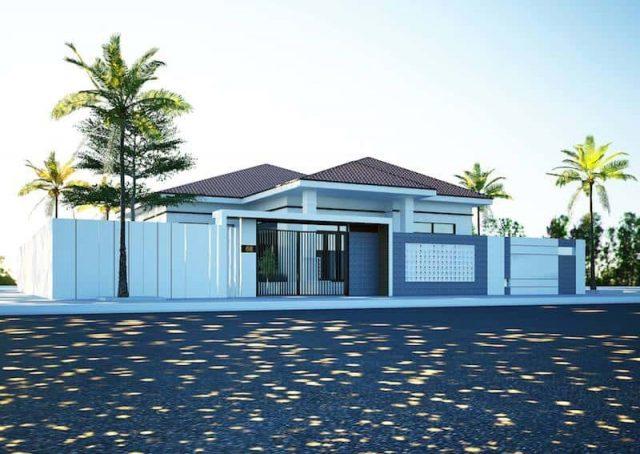 mau nha cap 4 e1591844810773 - Những mẫu nhà cấp 4 đẹp 100m2 mái thái xây giá từ 500 triệu