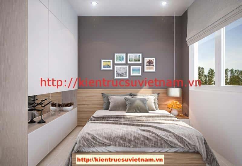 ngu 1 v1 - Công trình biệt thự 1 tầng với 3 phòng ngủ Mr Hoàng, Bình Dương