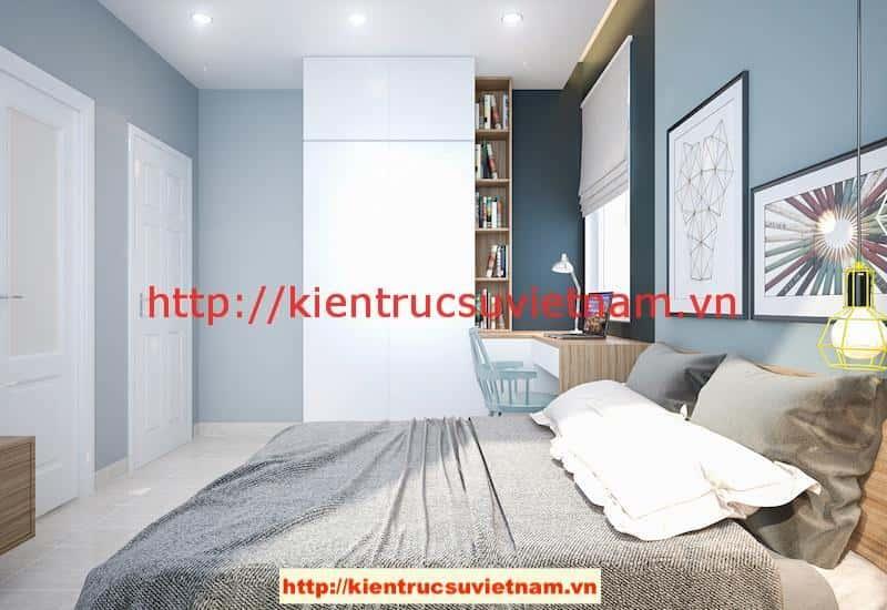 ngu 2 v3 - Công trình biệt thự 1 tầng với 3 phòng ngủ Mr Hoàng, Bình Dương