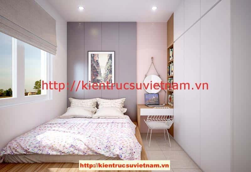 ngu 3 v1 - Công trình biệt thự 1 tầng với 3 phòng ngủ Mr Hoàng, Bình Dương