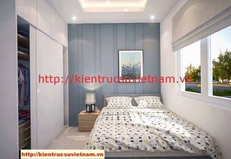 ngu 4 v1 - Công trình biệt thự 1 tầng với 3 phòng ngủ Mr Hoàng, Bình Dương