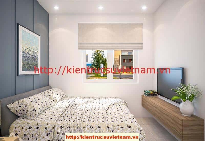 ngu 4 v2 - Công trình biệt thự 1 tầng với 3 phòng ngủ Mr Hoàng, Bình Dương