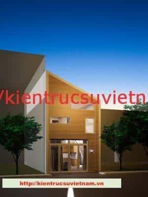 nha pho hien dai 300x400 - Dự án nhà phố 2 tầng chị Thu quận Phú Nhuận