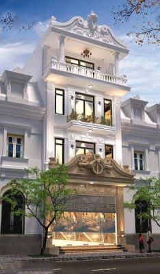 43068764 286102625336811 616338991070838784 n 234x400 - Thiết kế nhà phố với phong cách tân cổ điển