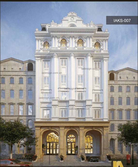 Screen Shot 2019 05 17 at 14.57.23 - Thiết kế khách sạn phong cách Pháp