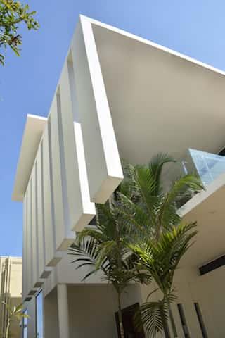biet thu hien dai 3a - Công trình biệt thự 2 tầng hiện đại đẹp