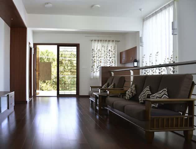 biet thu hien dai pk - Công trình biệt thự 2 tầng hiện đại đẹp