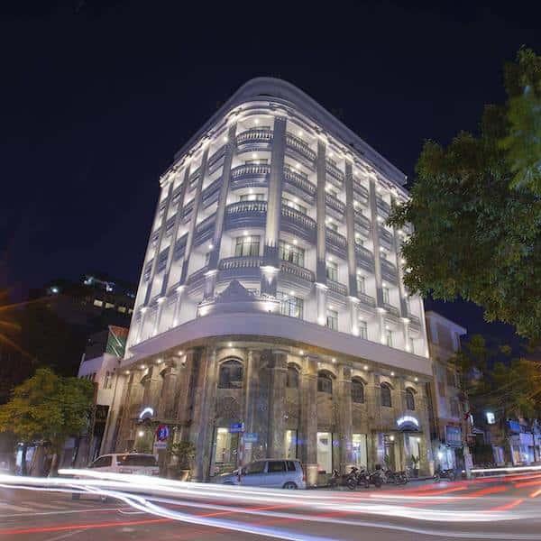 khach san kieu phap - Thiết kế khách sạn phong cách Pháp