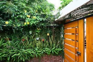 nha ong 3 tang dep 2 - Tổng hợp các công trình nhà ở 1 tầng đẹp với 3 phòng ngủ