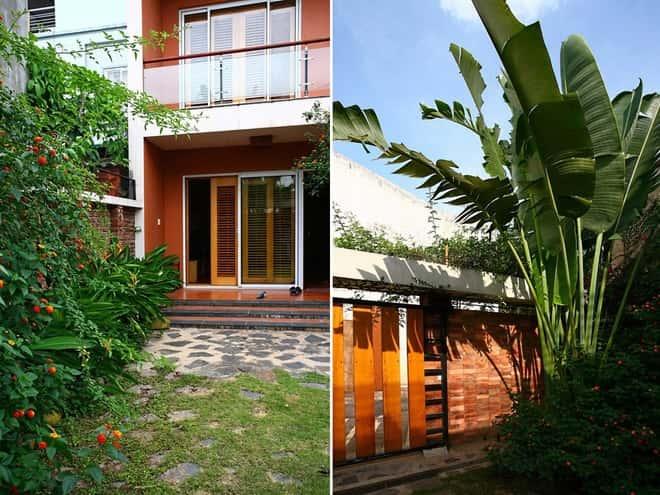 nha ong 3 tang dep - Thiết kế nhà vườn đẹp