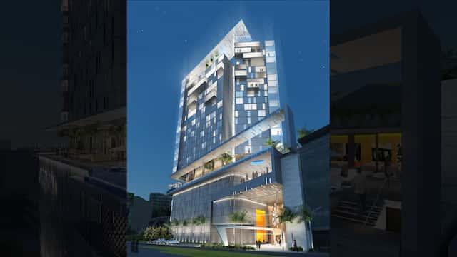 thiet ke khach san hien dai 2 - Thiết kế khách sạn hiện đại