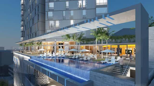 thiet ke khach san hien dai 4 - Thiết kế khách sạn hiện đại