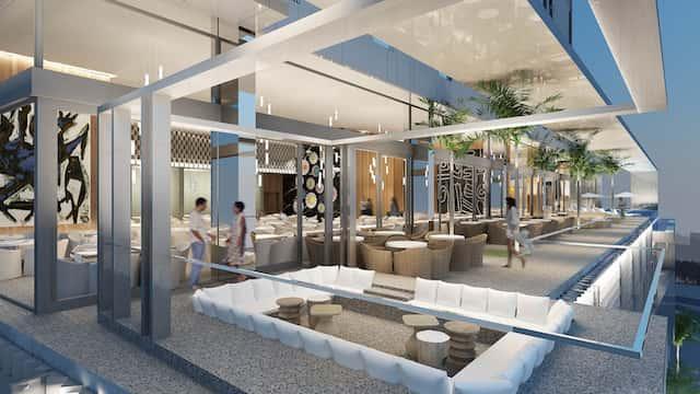 thiet ke khach san hien dai 7 - Thiết kế khách sạn hiện đại
