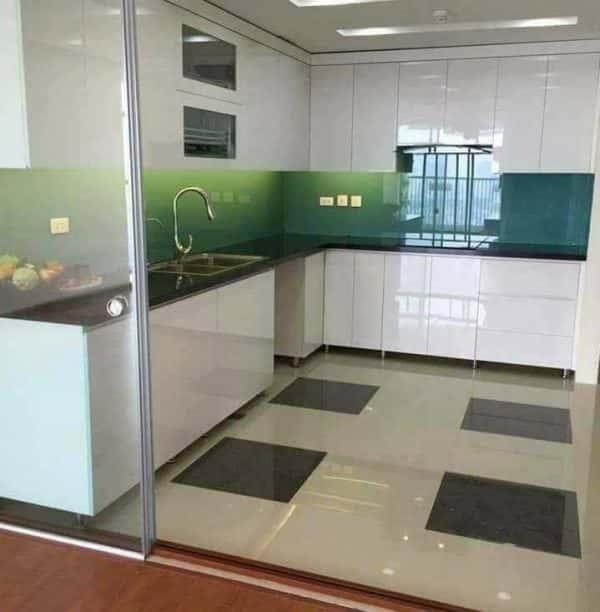 tu bep inox 304 ttms05 600x612 - Trí Thành- Cơ sở cung cấp tủ bếp inox 304 đẹp giá rẻ uy tín tại Hà Nội