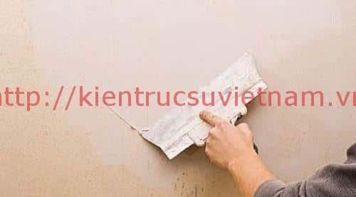 chong nom - Một số biện pháp chống ẩm mốc tường nhà khi mùa nồm đến