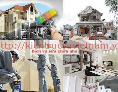 sua nha - Sửa chữa nhà chung cư