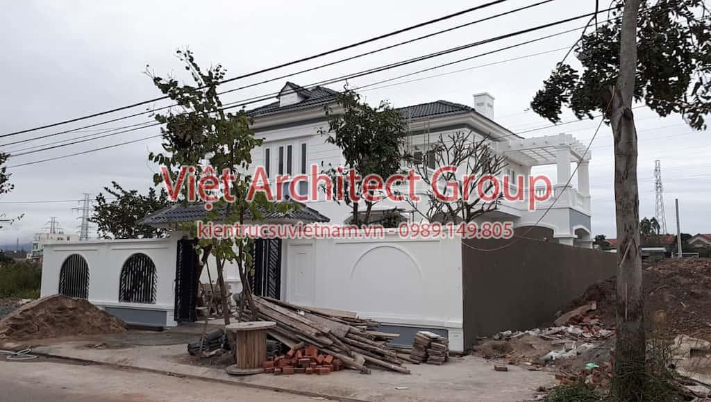 thi cong biet thu - Dịch vụ xây nhà trọn gói uy tín chuyên nghiệp