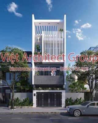 thiet ke nha 320x400 - Thiết kế nhà đẹp tại Long An