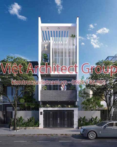thiet ke nha - Thiết kế nhà đẹp tại Long An