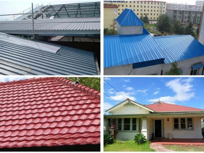 nen lop mai ngoi hay mai ton 2 - Nên chọn mái tôn hay mái ngói trong ngôi nhà hiện nay