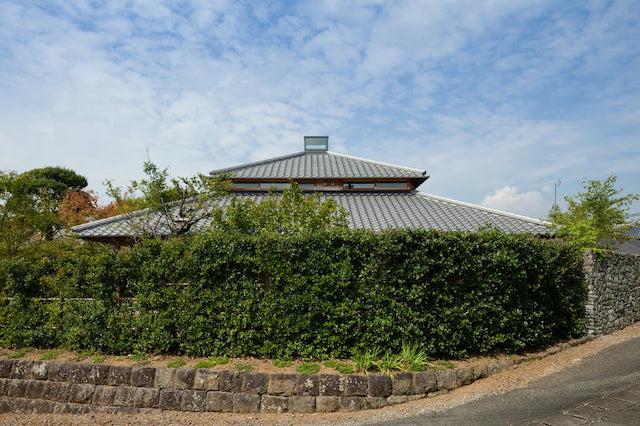 thiet ke nha kieu nhat dep 1 - Thiết kế nhà kiểu Nhật đẹp
