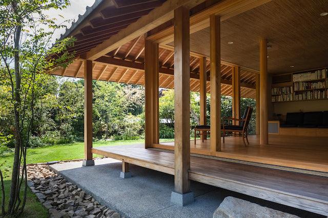 thiet ke nha kieu nhat dep 10 - Thiết kế nhà kiểu Nhật đẹp