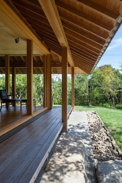 thiet ke nha kieu nhat dep 11 - Thiết kế nhà kiểu Nhật đẹp